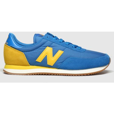New Balance Blue 720 Trainers