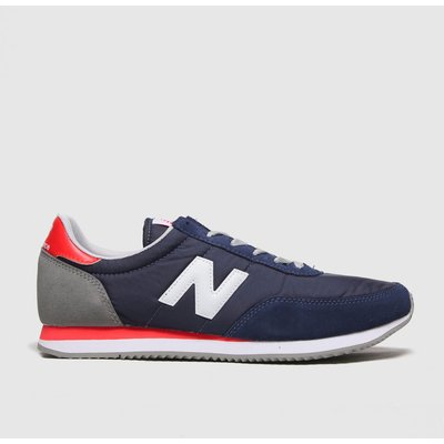 New Balance Navy & White Ul720 Trainers