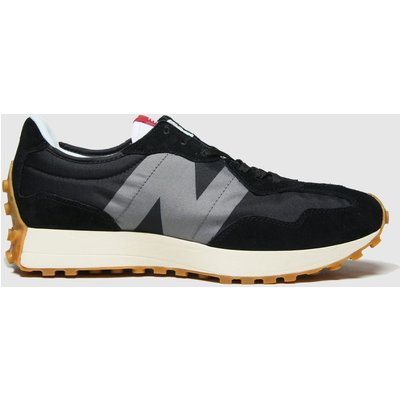 New Balance Black 327 Trainers