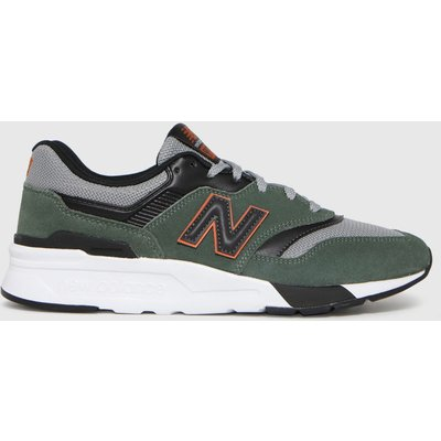 New Balance Khaki Nb 997 Trainers