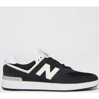 New Balance Black All Coasts 574 Trainers