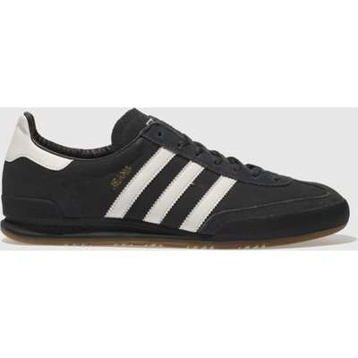 Adidas Dark Grey Jeans Trainers