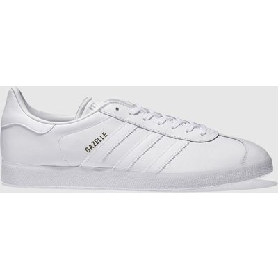 Adidas White Gazelle Trainers
