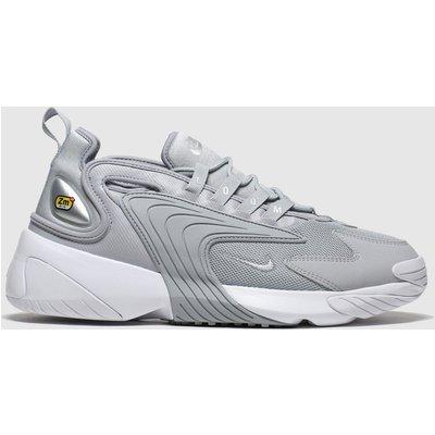 Nike Grey Zoom 2k Trainers