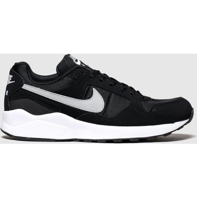 Nike Black & Grey Air Pegasus 92 Lite Trainers