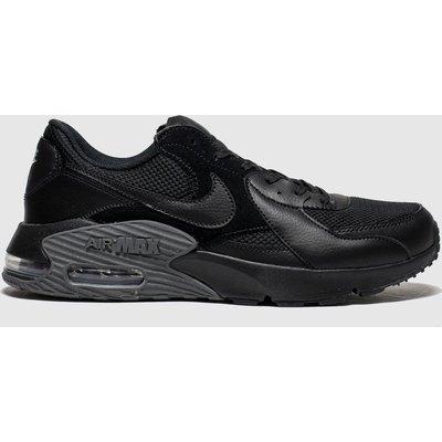 Nike Black Air Max Excee Trainers