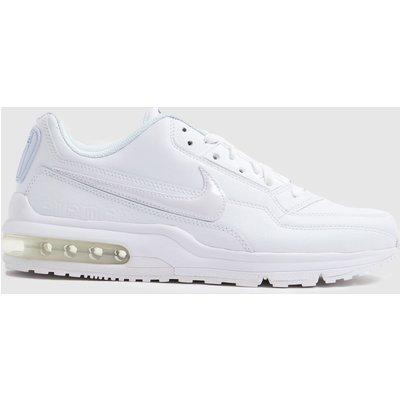 Nike White Air Max Ltd 3 Trainers