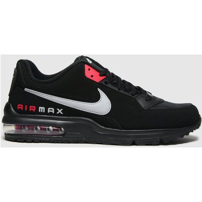 Nike Black & Red Air Max Ltd 3 Trainers