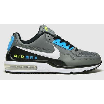 Nike Grey & Black Air Max Ltd 3 Trainers