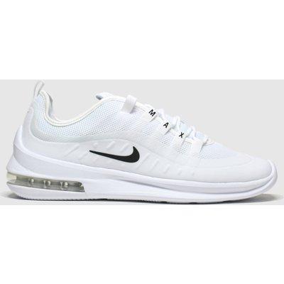Nike White Air Max Axis Trainers