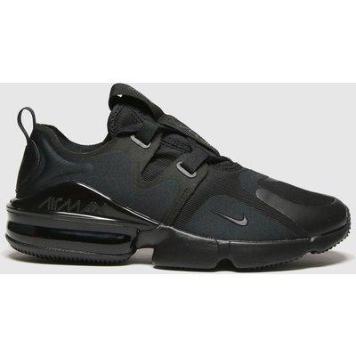 Nike Black Air Max Infinity Trainers