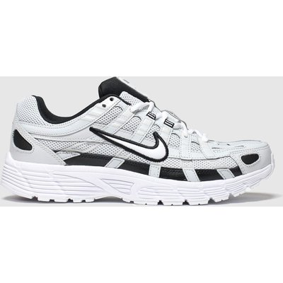 Nike Light Grey P-6000 Trainers