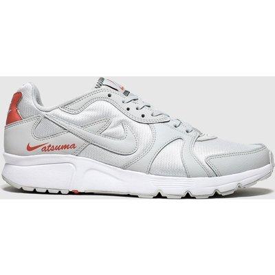 Nike Light Grey Atsuma Trainers