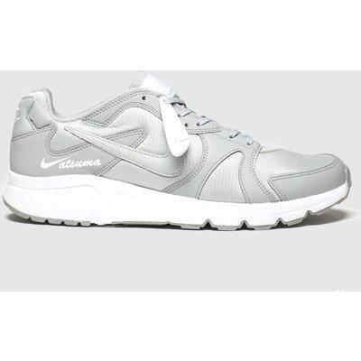 Nike Grey Atsuma Trainers