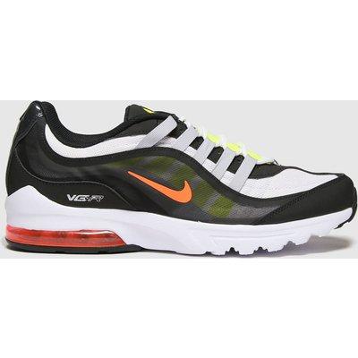Nike White & Black Air Max Vg-r Trainers
