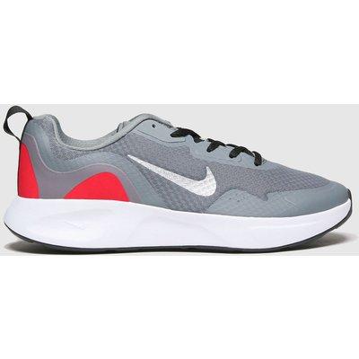 Nike Dark Grey Wearallday Trainers