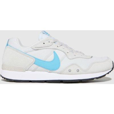 Nike White & Pl Blue Venture Runner Trainers