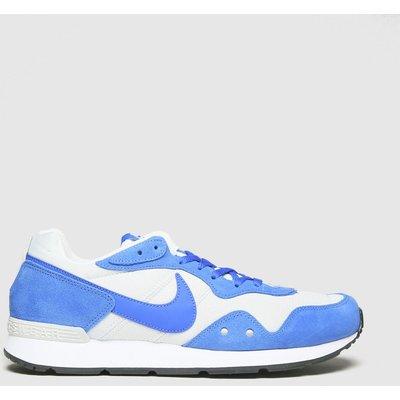 Nike White & Blue Venture Runner Trainers