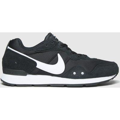 Nike Black & White Venture Runner Trainers