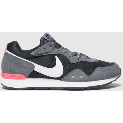 Nike Grey & Black Venture Runner Trainers