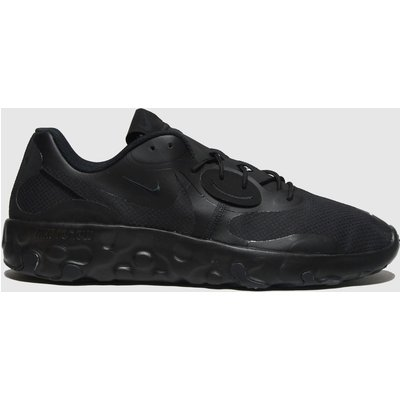 Nike Black Renew Lucent 2 Trainers