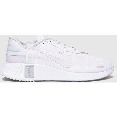 Nike Light Grey Reposto Trainers