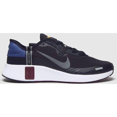 Nike Black & White Reposto Trainers