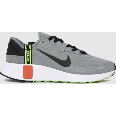 Nike Grey Reposto Trainers