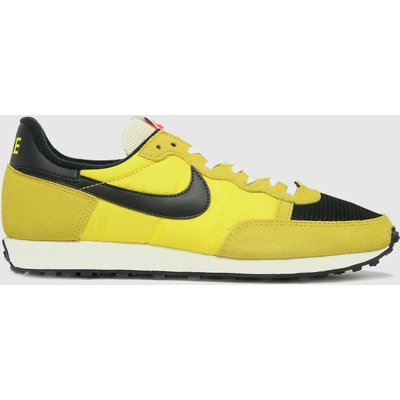 Nike Yellow Challenger Og Trainers