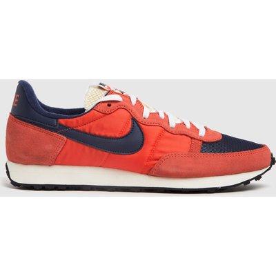Nike Orange Challenger Og Trainers