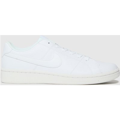 Nike White Court Royale 2 Low Trainers