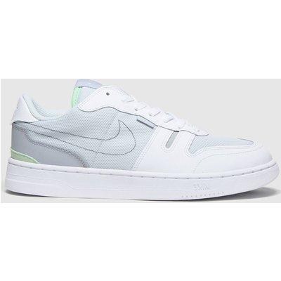 Nike White Squash-type Trainers