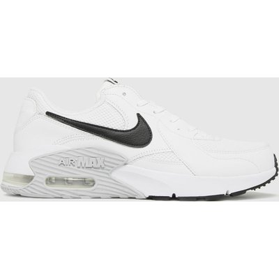 Nike White Air Max Excee Trainers