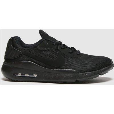 Nike Black Air Max Oketo Trainers