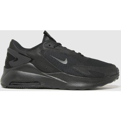 Nike Black Air Max Bolt Trainers