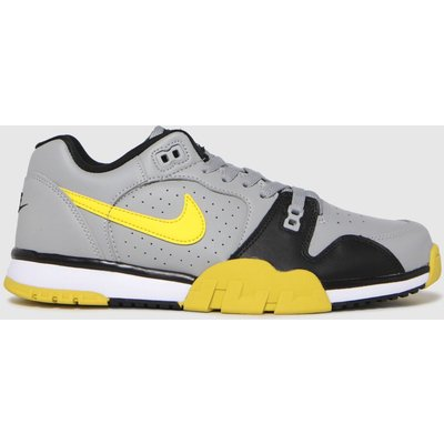 Nike Light Grey Cross Trainer Low Trainers