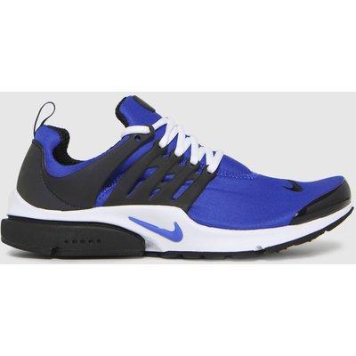 Nike Blue Air Presto Trainers