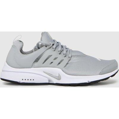 Nike Light Grey Air Presto Trainers