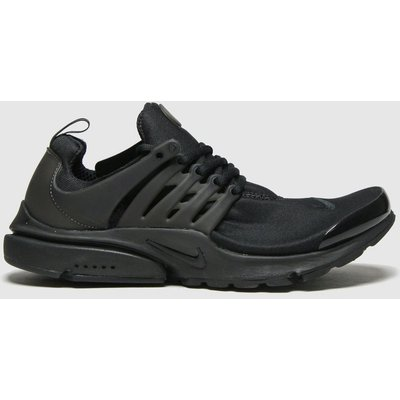 Nike Black Air Presto Trainers