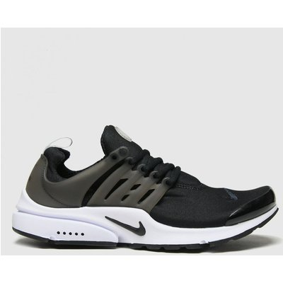 Nike Black & White Air Presto Trainers