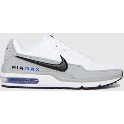 Nike Light Grey Air Max Ltd 3 Trainers