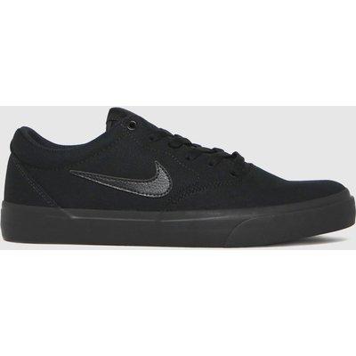Nike Black Sb Charge Trainers