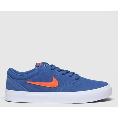 Nike SB Blue Charge Trainers