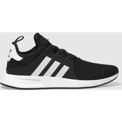 Adidas Black & White X_plr Trainers