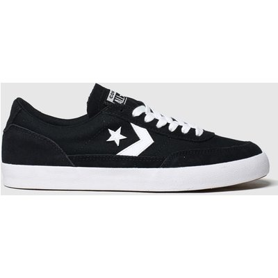 Converse Black & White Net Star Trainers