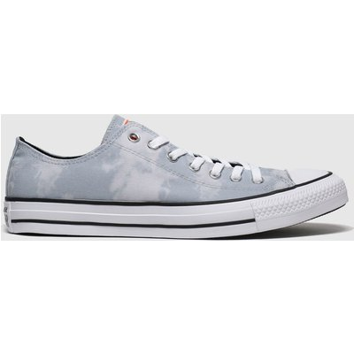 Converse Grey All Star Back To Shore Ox Trainers