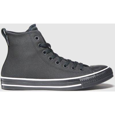 Converse Black & White Hi Tec Tuff Trainers