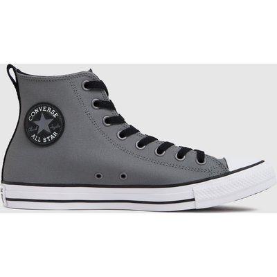 Converse Grey Hi Tec Tuff Trainers
