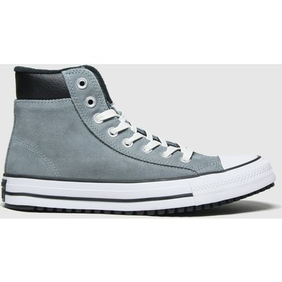 Converse Grey Cons Ctas Hi Pc Boot Trainers