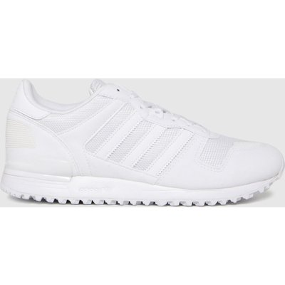 Adidas White Zx 700 Trainers